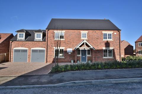 5 bedroom detached house for sale - Plot 36, The Northorpe, Garrett Rise, Heighington