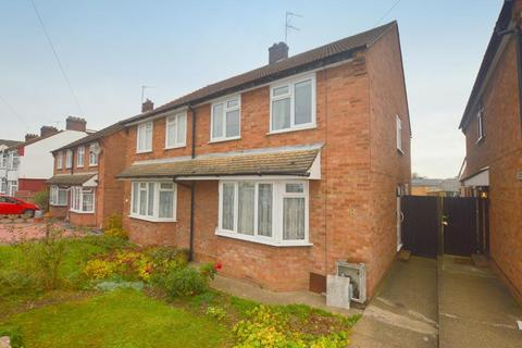 3 bedroom semi-detached house for sale - Bradley Road, Challney, Luton, Bedfordshire, LU4 8SL