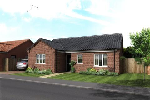 3 bedroom detached bungalow for sale - Plot 81, The Cricketers, Holt Road, Horsford, NR10