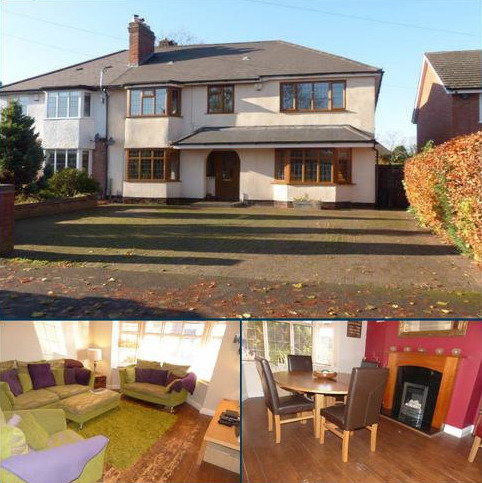 5 bedroom semi-detached house for sale - Green Lanes, Sutton Coldfield