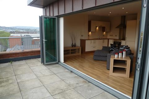 1 bedroom apartment to rent - Penthouse -  Brewery Wharf, Mowbray Street, Kelham Island, Sheffield, S3 8EL