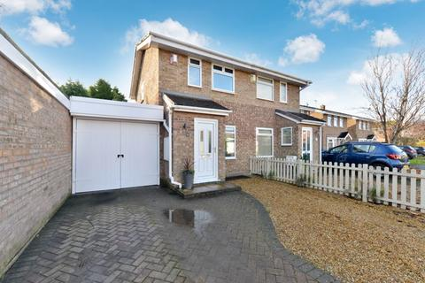 2 bedroom semi-detached house for sale - St Lawrence Way, Gnosall, Stafford