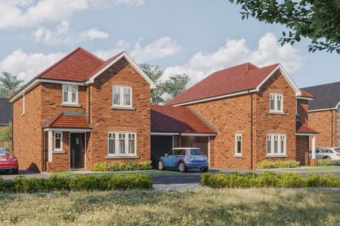 3 bedroom detached house for sale - SHOW HOME OPEN 10 am - 5 pm Seven Days a Week -  Five Acres, Burndell Road, Yapton, Arundel