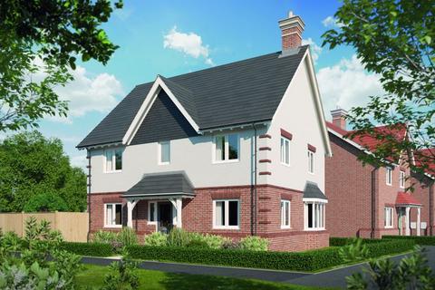 4 bedroom detached house - 'Lilac' Tadpole Rise Phase 2 Swindon