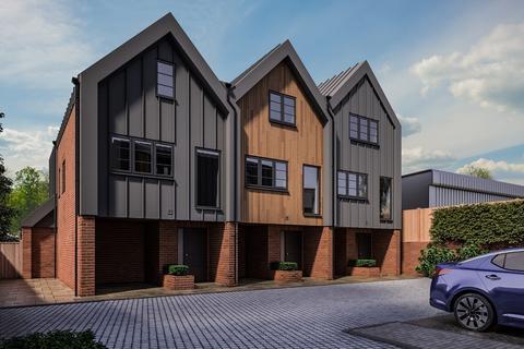 3 bedroom townhouse for sale - Montague Close, St Albans, AL1
