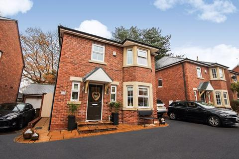 4 bedroom detached house for sale - Willow Drive, Cheddleton