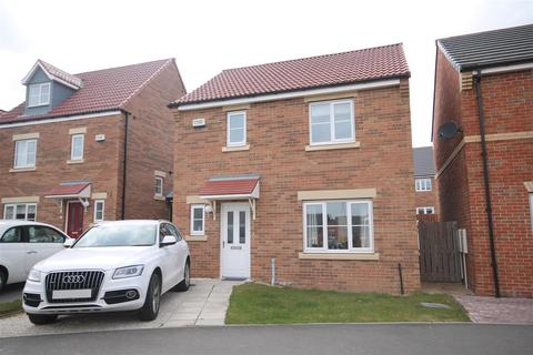 3 bedroom detached house for sale - Crocus Gardens, Bishop Cuthbert, Hartlepool