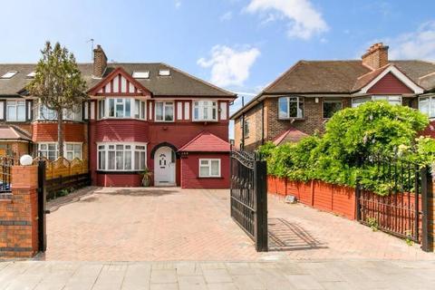 6 bedroom semi-detached house for sale - Western Avenue, London, W3