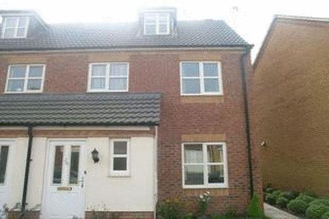 3 bedroom semi-detached house to rent - Edmonstone Crescent,Nottingham