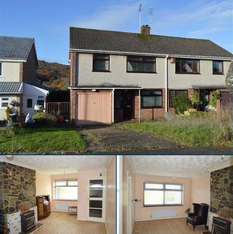 3 bedroom semi-detached house for sale - Gwerneinon Road, Swansea, SA2
