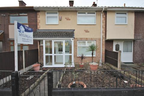 3 bedroom terraced house to rent - Brandon, Widnes, WA8