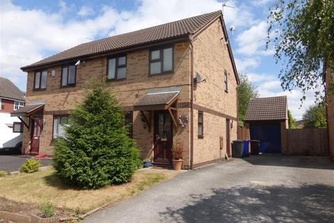 3 bedroom semi-detached house to rent - 3 Keats Close, Long Eaton, Nottingham