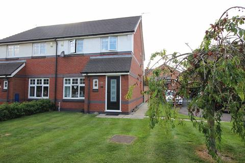 3 bedroom semi-detached house for sale - CROMWELL CLOSE, NEWTON-LE-WILLOWS
