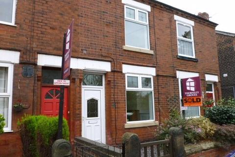 2 bedroom terraced house to rent - Harley Road, Sale, M33 7FP