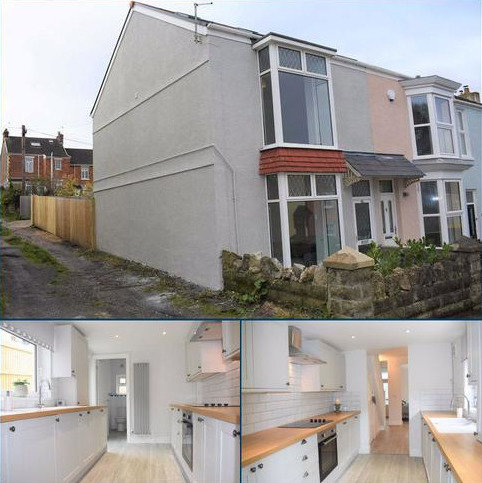 3 bedroom end of terrace house for sale - Woodville Road, Mumbles, Mumbles Swansea