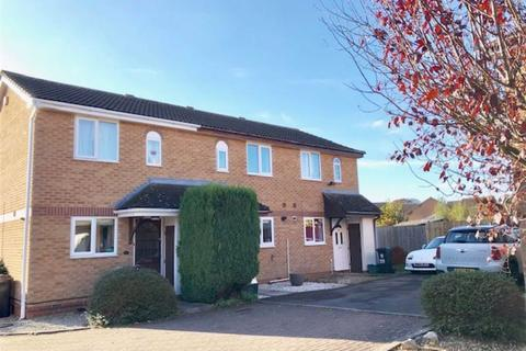 2 bedroom terraced house to rent - Meadow Way, Bradley Stoke