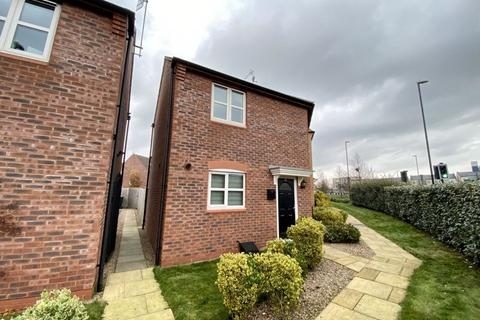 3 bedroom terraced house to rent - Sunbeam Way, New Stoke Village, Coventry