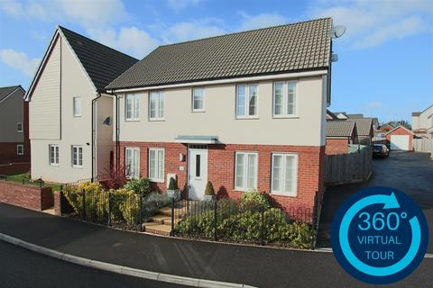 4 bedroom detached house for sale - Albatross Road, The Rydons, Exeter