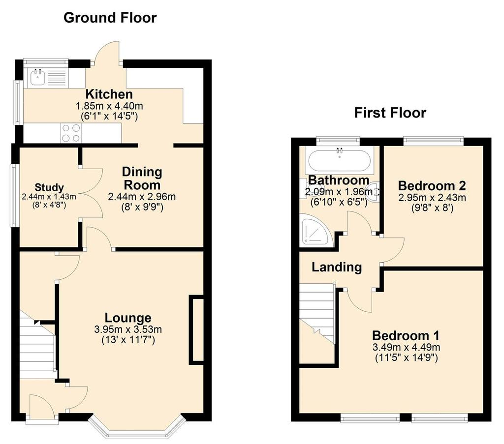 Floorplan 1 of 2: 2 D   Buttfield Road, Hessle.JPG
