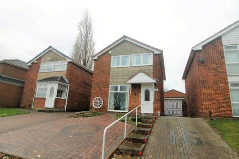 3 bedroom detached house for sale - Staveley Grove, Stockton-On-Tees