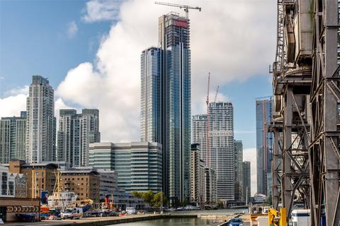 1 bedroom apartment for sale - South Quay Plaza, South Quay, Canary Wharf, London, E14
