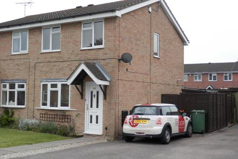 2 bedroom semi-detached house to rent - Longbrooke, Dunstable LU5