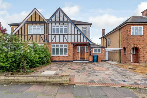 3 bedroom semi-detached house for sale - The Ridgeway, North Harrow, Middlesex HA5