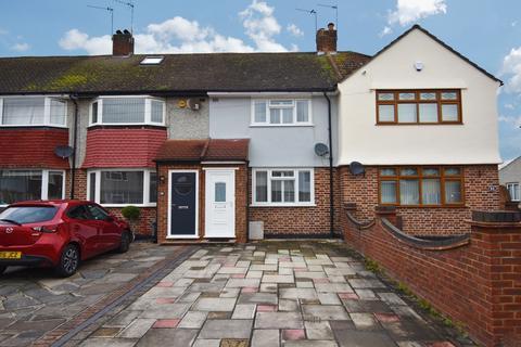 2 bedroom terraced house for sale - Holbeach Gardens Sidcup DA15