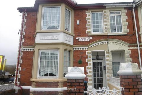 4 bedroom end of terrace house for sale - Badminton Grove, Ebbw Vale, Blaenau Gwent.