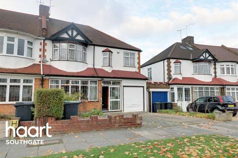 4 bedroom semi-detached house for sale - Bowes Road, New Southgate, N11