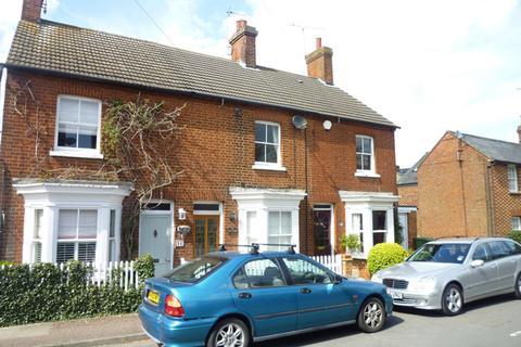 3 bedroom terraced house to rent - Russell Street , Woburn Sands, Milton Keynes MK17