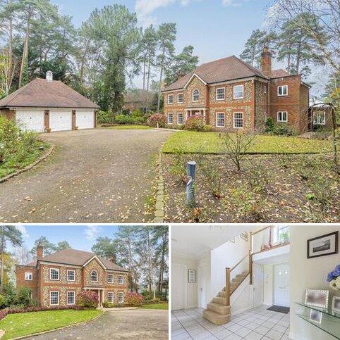 5 bedroom detached house to rent - Camberley,  Surrey,  GU15