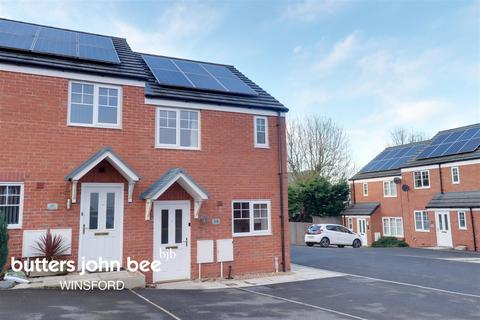 2 bedroom end of terrace house for sale - Brimstone Road, Winsford