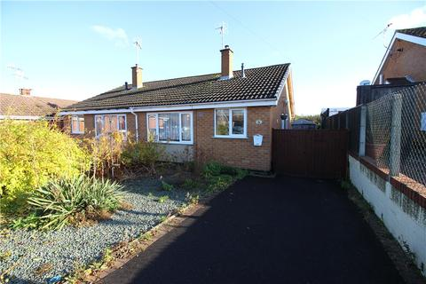 2 bedroom semi-detached bungalow for sale - Grenville Drive, Ilkeston