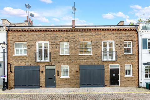 3 bedroom house to rent - Elvaston Mews, London, SW7