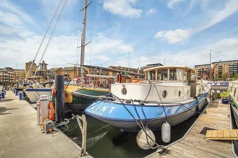 2 bedroom houseboat for sale - Limehouse Basin Marina, Limehouse E14
