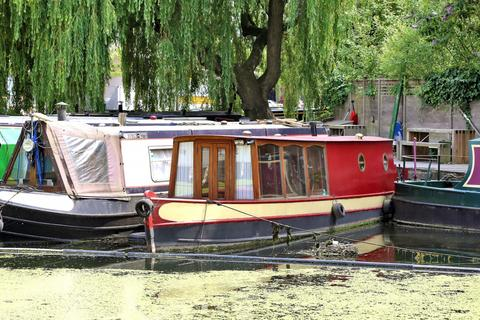1 bedroom houseboat for sale - Wenlock Basin, Wharf Road, Islington N1