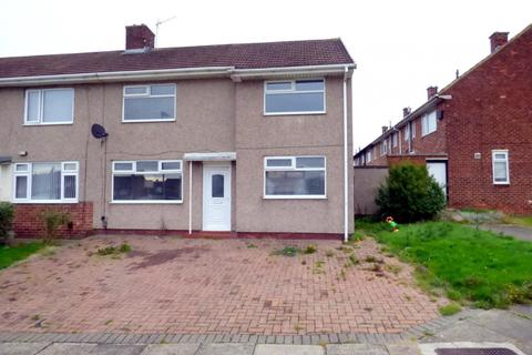 2 bedroom semi-detached house to rent - Rockferry Close, Stockton-On-Tees, TS19