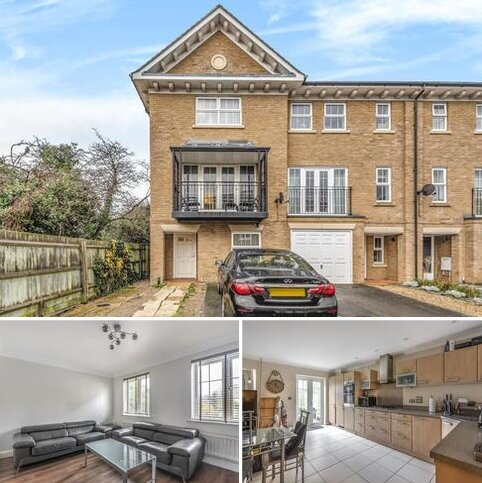 4 bedroom end of terrace house to rent - Reliance Way,  Oxford,  OX4