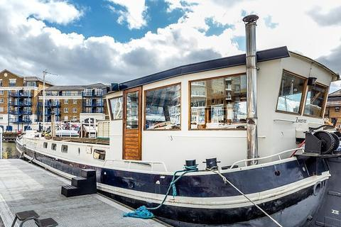 3 bedroom houseboat for sale - Limehouse Basin Marina, Limehouse, E14