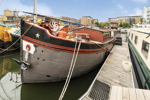 3 bedroom houseboat for sale - Limehouse Basin, Limehouse E14