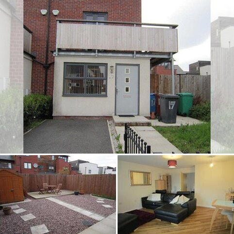 3 bedroom end of terrace house to rent - Highmarsh Crescent, West Didsbury, Manchester M20