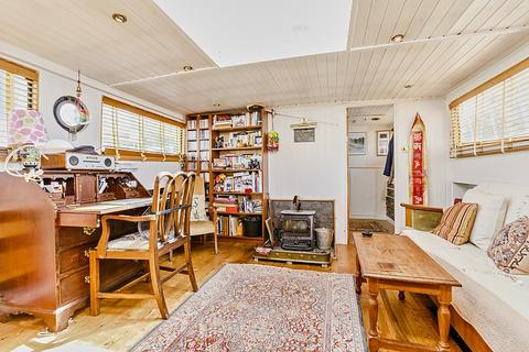 3 bedroom houseboat for sale - Poplar Dock Marina, Docklands E14