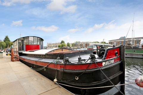 2 bedroom houseboat for sale - Greenland Dock Marina, Rotherhithe SE16