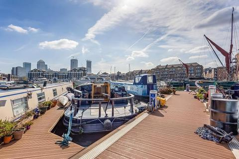 1 bedroom houseboat for sale - Limehouse Basin Marina, Limehouse E14