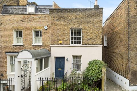 2 bedroom end of terrace house for sale - Maidenstone Hill London SE10