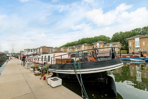 2 bedroom houseboat for sale - Greenland Dock Marina, Rotherhithe, SE16