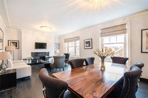 3 bedroom flat to rent - Cumberland Mansions, Nutford Place, London, W1H