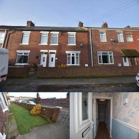 3 bedroom terraced house to rent - Brooklyn Terrace North, Murton, Seaham, Durham, SR7