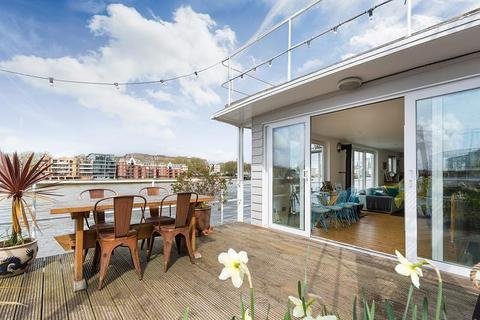 2 bedroom houseboat for sale - Nine Elms Pier, Vauxhall SW8